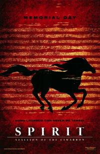 Spirit: Stallion of the Cimarron - 11 x 17 Movie Poster - Style A