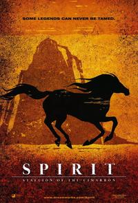 Spirit: Stallion of the Cimarron - 11 x 17 Movie Poster - Style B
