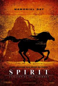 Spirit: Stallion of the Cimarron - 27 x 40 Movie Poster - Style C