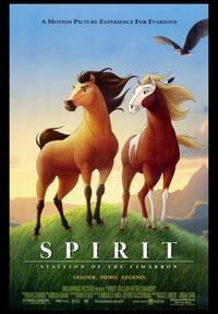Spirit: Stallion of the Cimarron - 43 x 62 Movie Poster - Bus Shelter Style A