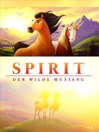 Spirit: Stallion of the Cimarron - 11 x 17 Movie Poster - German Style A