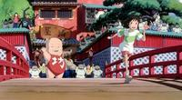 Spirited Away - 8 x 10 Color Photo #5