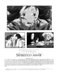 Spirited Away - 8 x 10 B&W Photo #3