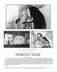 Spirited Away - 8 x 10 B&W Photo #4