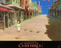 Spirited Away - 11 x 14 Poster French Style D