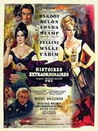 Spirits of the Dead - 11 x 17 Movie Poster - French Style A
