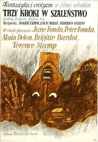Spirits of the Dead - 27 x 40 Movie Poster - Polish Style A