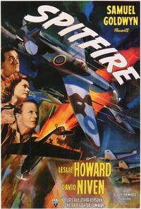 Spitfire - 11 x 17 Movie Poster - Style A