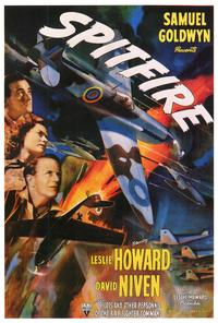 Spitfire - 27 x 40 Movie Poster - Style A
