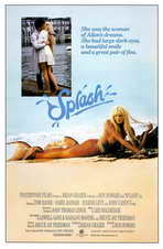 Splash - 27 x 40 Movie Poster - Style B