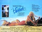 Splash - 27 x 40 Movie Poster - UK Style A