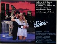 Splash - 11 x 14 Movie Poster - Style A