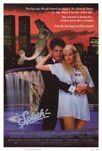 Splash - 27 x 40 Movie Poster - Style A