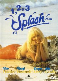Splash - 11 x 17 Movie Poster - Spanish Style A