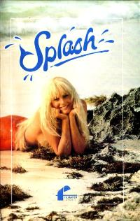 Splash - 11 x 17 Movie Poster - Spanish Style B