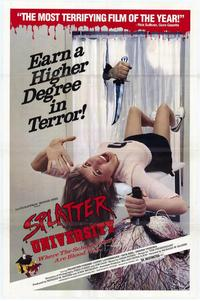 Splatter University - 27 x 40 Movie Poster - Style A