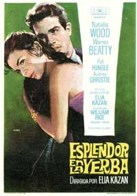 Splendor in the Grass - 11 x 17 Movie Poster - Spanish Style A