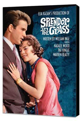 Splendor in the Grass - 11 x 17 Movie Poster - Style C - Museum Wrapped Canvas