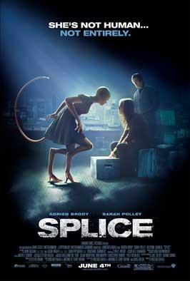 Splice - 11 x 17 Movie Poster - Style B