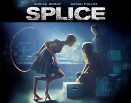 Splice - 11 x 17 Movie Poster - Style K