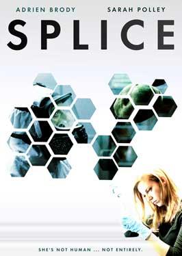 Splice - 11 x 17 Movie Poster - Style L