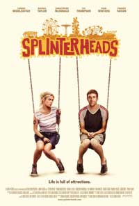 Splinterheads - 43 x 62 Movie Poster - Bus Shelter Style A