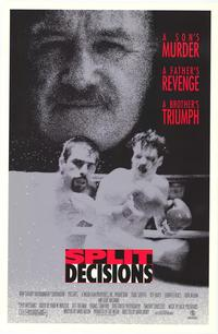Split Decisions - 11 x 17 Movie Poster - Style A