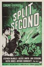 Split Second - 11 x 17 Movie Poster - Style A