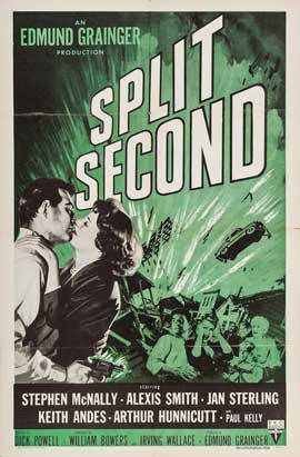 Split Second - 27 x 40 Movie Poster - Style A