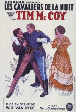 Spoilers of the West - 27 x 40 Movie Poster - French Style A