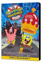 SpongeBob SquarePants Movie - 27 x 40 Movie Poster - Style E - Museum Wrapped Canvas