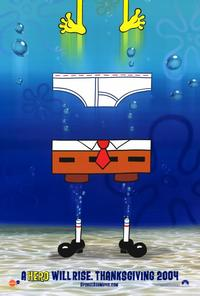 SpongeBob SquarePants Movie - 27 x 40 Movie Poster - Style A