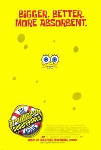 SpongeBob SquarePants Movie - 27 x 40 Movie Poster - Style B