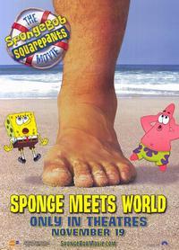 SpongeBob SquarePants Movie - 11 x 17 Movie Poster - Style C