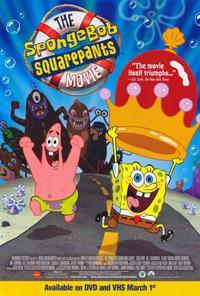 SpongeBob SquarePants Movie - 27 x 40 Movie Poster - Style D