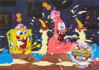SpongeBob SquarePants Movie - 8 x 10 Color Photo Foreign #2
