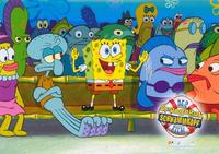 SpongeBob SquarePants Movie - 8 x 10 Color Photo Foreign #3
