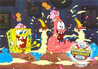 SpongeBob SquarePants Movie - 11 x 14 Poster German Style B