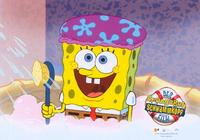 SpongeBob SquarePants Movie - 11 x 14 Poster German Style G