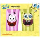 SpongeBob SquarePants - and Patrick Star Pub Glasses 2-Pack