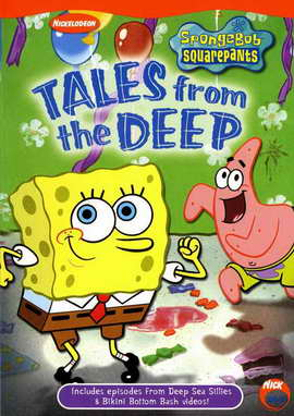 SpongeBob SquarePants - 11 x 17 Movie Poster - Style A