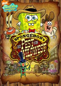 SpongeBob SquarePants - 11 x 17 Movie Poster - German Style A