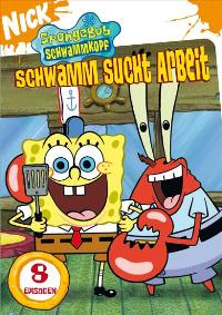 SpongeBob SquarePants - 11 x 17 Movie Poster - German Style B