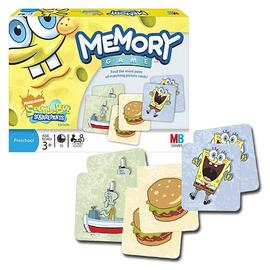 SpongeBob SquarePants - Memory Game