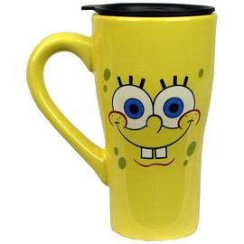 SpongeBob SquarePants - Face 18 oz. Ceramic Travel Mug