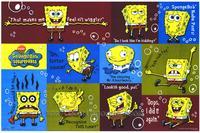SpongeBob SquarePants - 27 x 40 TV Poster - Style A