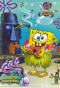 SpongeBob SquarePants - 11 x 17 TV Poster - Style C