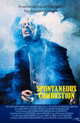 Spontaneous Combustion - 11 x 17 Movie Poster - Style A