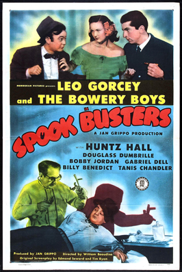 Spook Busters - 27 x 40 Movie Poster - Style A