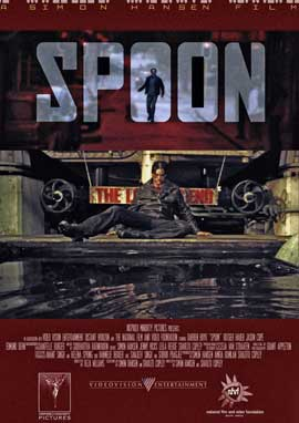 Spoon - 11 x 17 Movie Poster - South Africa Style A